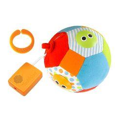 "Yookidoo Lights n Music Fun Ball - Yookidoo - Toys ""R"" Us"