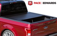 The original Pace Edwards JackRabbit tonneau cover provides hard-cover security, with a soft-top look. JackRabbit's weather-resistant, padded ArmorTek deck is laminated to rigid aluminum panels. Lifted Tundra, Tundra Truck, Car Chevrolet, Chevrolet Silverado, Silverado 1500, Lifted Trucks, Chevy Trucks, Truck Bed Covers, Honda Ridgeline