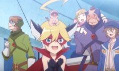 Yatterman Night Episode #07 Anime Review