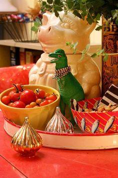 Peaches' Wonderfully Whimsical Bungalow — House Tour | Apartment Therapy
