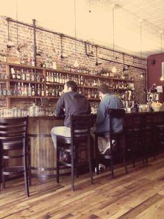 The Whiskey Jar in Charlottesville, VA