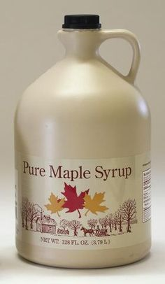 Jug | Gallon | Butternut Mountain Farm ** Did I mention, I really LOVE this stuff.....  Grade B is my personal fave.   Maple syrup grading will change in 2015 **
