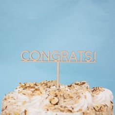 First of all, we're super jealous! Second, send them off with this Bon Voyage Cake Topper. 30 Cake Topper, Cake Toppers, Bon Voyage Cake, Happy 30th, Third Birthday, Party Time, First Birthdays, Place Card Holders, Food