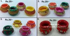 Diwali Diy, Diwali Craft, Diwali Rangoli, Mason Jar Candle Holders, Candle Stand, Diy Diwali Decorations, Wedding Decorations, Clay Crafts, Diy And Crafts