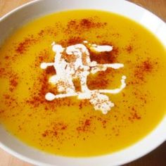 Vegan Paleo Butternut Squash Soup