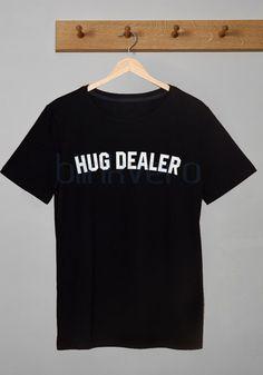 hug dealer awesome unisex tshirt adult //Price: $10 & FREE Shipping // #custom shirts