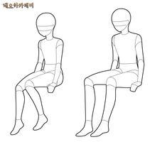 네오아카데미(@neo_aca) 님 | 트위터 Human Body Drawing, Drawing Body Poses, Human Reference, Drawing Reference Poses, Drawing Techniques, Drawing Tips, Poses References, Art Poses, Drawing Base
