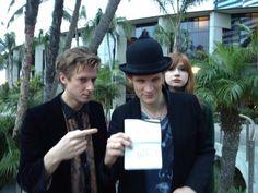 Arthur, Matt, Karen
