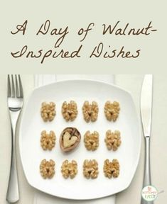 Karen feasts on walnuts. All. Day. Long! | Fit Bottomed Eats