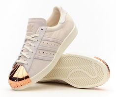#adidas Originals Superstar 80s W - Metal Toe #sneakers