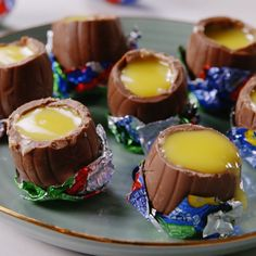 Which came first, the egg or the pudding shot? #easter #shots #drinks #ideas #inspiration