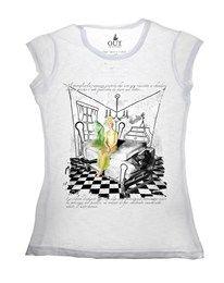 T-shirt Principessa Sul Pisello Out