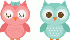 Silhouette Design Store - View Design #48125: owls