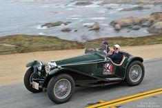 1935 Riley MPH Roadster