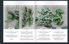 Herb combinations