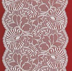 flower lace trim wholesale#62277 width 17.3cm