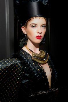 #JenkasFashion #couture #art #Russian #kokoshnik#renaissance #Luzhina