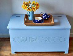 gustavian blue by Autentico Paint