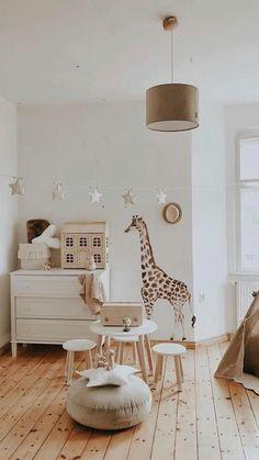 Baby Bedroom, Diy Bedroom Decor, Nursery Decor, Nursery Room Ideas, Home Decor, Baby Room Neutral, Nursery Neutral, Baby Room Design, Game Room Decor