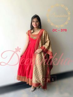 DC 376 For queries kindly whatsapp : Anarkali Frock, Designer Anarkali Dresses, Lehnga Dress, Designer Dresses, Anarkali Suits, Frock Dress, Punjabi Suits, Dress Shirts For Women, Clothes For Women