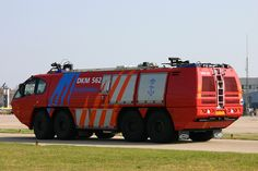 Fire Truck DKM 562