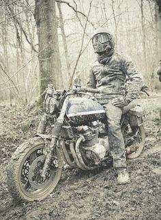 Dirt Bike....