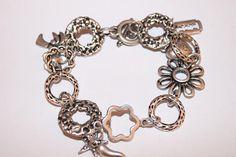 Bracelet à breloques Métal argenté Argenté