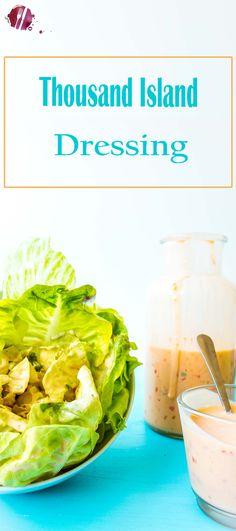 Das Thousand Island Dressing ist ein richtiger Salatsaucen klassiker. Wir haben eine einfache und lange haltbare Version kreiert. Denn so könnt ihr euer lieblings Dressing auf Vorrat machen.