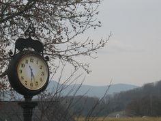in the countryside near Harrisonburg, Virginia