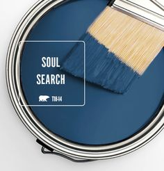 Colorfully, BEHR :: Trend Color Spotlight: Soul Search