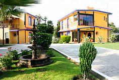 Hotel Quinta La Joya, Ocuituco, Morelos. Ecológico A 20 min. de Cuautla, en la entrada a Ocuituco.