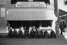 "Photography homage, Josef Koudelka, ""The Great White Hope"" set, Globe, Arizona by David Lee Guss, via Flickr"