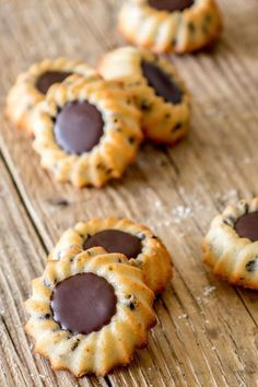 La recette des financiers tigrés au chocolat façon Cyril Lignac
