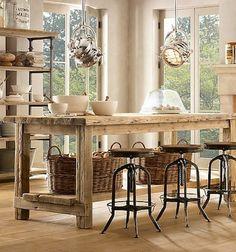 Off the Rack Cont'd - Kitchen Island Options - Bob Vila