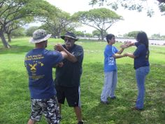 Pacific Wing Chun Kung Fu Association Seminar 022014