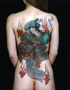 A Chinese version of a geisha (Artist Unknown).