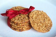 Storesøsters Kjøkken: Julens Havreflarn Small Cake, Macarons, Almond, Muffin, Spices, Candy, Cookies, Breakfast, Keto