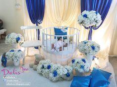 Decoration baby cradle for naming ceremony. Pelamin buaian berendoi, cukur jambul dan full pakej aqiqah www.alisdeco.blogsport.com Wasap 012-3550657