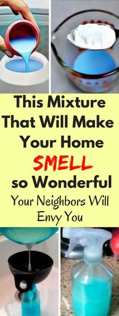 This Mixture That Will Make Your Home Smell so Wonderful - Healthy Daily Life