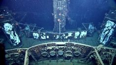Gulf camera reveals site of WWII sinking of SS Robert E. Lee, German U-boat - http://www.warhistoryonline.com/war-articles/gulf-camera-reveals-site-wwii-sinking-ss-robert-e-lee-german-u-boat.html