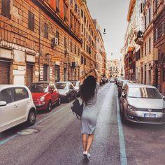 Roman Holiday, Street View, Instagram Posts