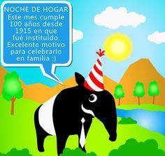 La NOCHE DE HOGAR cumple 100 años!