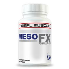MesoFX (Formula 454) Russian Super Muscle Builder Now  Save $30 Available In The US #PrimalMuscle $68