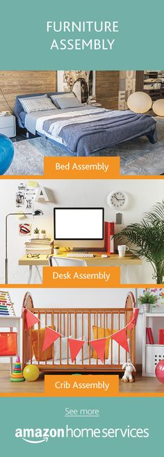 Furniture assembly: the test of any relationship.  But it doesn't have to be! Hire a professional assemblist to assemble your bed, desk, crib or other furniture items.