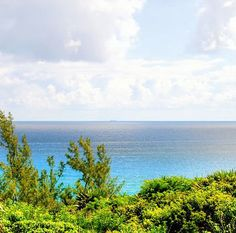 Sea view from Eleuthera Island, The Bahamas. #eleutheracottages