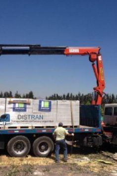 Arriendo camión pluma -TRANSPORTE-Metropolitana, CLP25.000 - http://elarriendo.cl/transporte/arriendo-camion-pluma.html