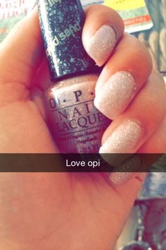 #Opi #love #nails #beautiful #perfect #life