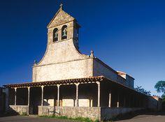 Iglesia de Santiago de Gobiendes.