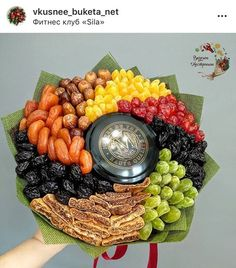 Dry Fruit Tray, Fruit Buffet, Dried Fruit, Vegetable Bouquet, Food Bouquet, Flower Box Gift, Creative Food Art, Birthday Balloon Decorations, Edible Gifts