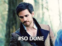 Hook reaction gifs. Because he is so done and his face is everything. Feel free to use! Bonus: And blanks:
